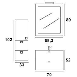Nexus composizione 8 misure